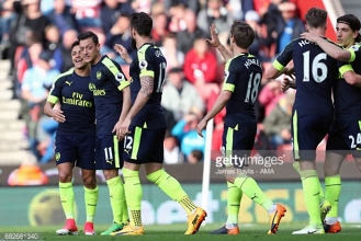Stoke City 1-4 Arsenal: Excellent Gunners sweep aside Potters to close in on the top-four