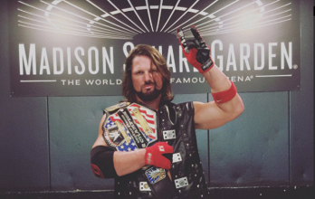 AJ Styles captures WWE United States Title at Madison Square Garden