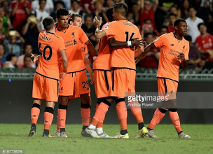 Liverpool 2-0 Crystal Palace: Solanke and Origi fire Reds into Premier League Asia Trophy final