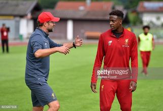 Divock Origi determined to push on at Liverpool under Jürgen Klopp