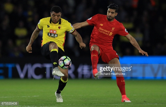 Watford earn a point in 3-3 thriller as Liverpool again regret defensive weaknesses