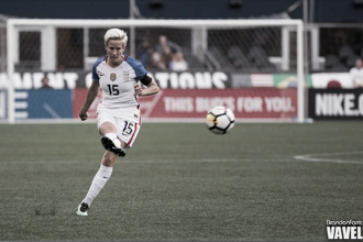 Megan Rapinoe out for five weeks after undergoing knee surgery