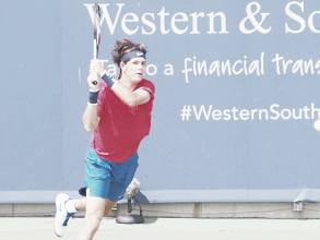 ATP Cincinnati: Jared Donaldson upsets Roberto Bautista Agut