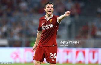 Andrew Robertson still adapting to Liverpool's style of play, says Jürgen Klopp