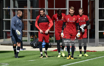 Opinion: How will Jürgen Klopp manage Liverpool's goalkeeping trio?