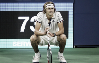 Three's a company, five's a crowd: Alexander Zverev's improvement still yet to see Grand Slam heights