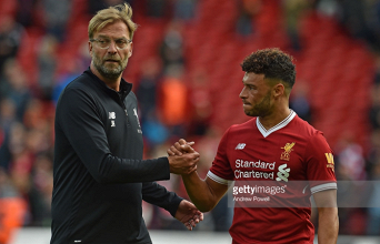 Oxlade-Chamberlain, Grujić and Ward all to start in Liverpool's League Cup clash with Leicester