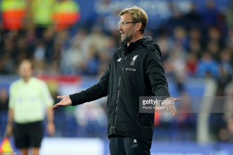 """Jürgen Klopp """"really, really sick"""" of Liverpool's defending after Carabao Cup exit to Leicester City"""