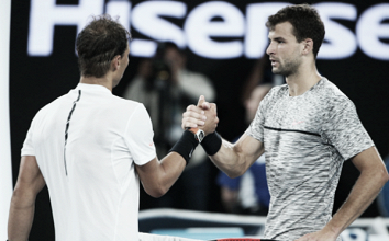 ATP Shanghai quarterfinal preview: Grigor Dimitrov vs Rafael Nadal