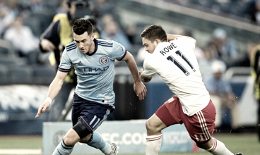 New England Revolution to host a strong New York City FC side