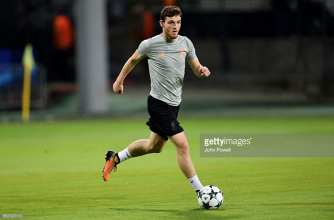 Liverpool left-back Andrew Robertson staying patient for regular starts