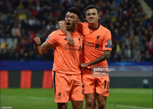 Alex Oxlade-Chamberlain focused on self-development as he targets more starts after first Liverpool goal