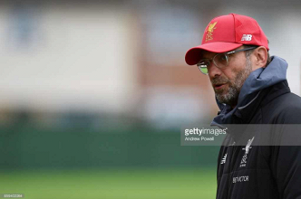 Liverpool manager Jürgen Klopp not worried about gap to leaders Manchester City