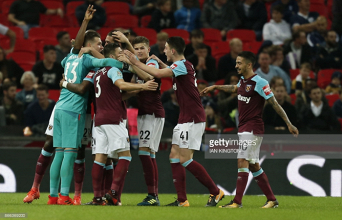 Tottenham Hotspur 2-3 West Ham United: André Ayew inspires remarkable Hammers comeback at Wembley