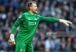 Liverpool manager Jürgen Klopp: Simon Mignolet will start against Huddersfield and I never considered dropping him