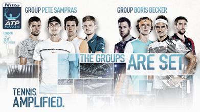Nitto ATP World Tour Finals preview: Eight men vie to end the season as a champion