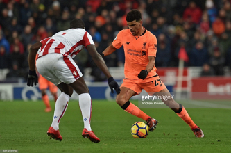 Jürgen Klopp: Liverpool striker Dominic Solanke should have scored in win over Stoke