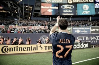 New Orlando City SC player RJ Allen speaks with VAVEL USA