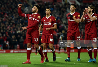 Liverpool midfielder Alex Oxlade-Chamberlain aiming to improve end product despite Swansea strike