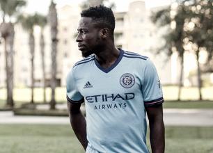 Ebenezer Ofori Joins New York City FC