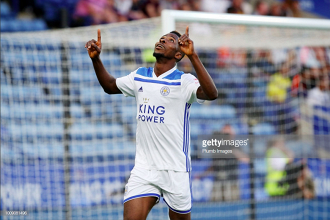 Kelechi Iheanacho hungry for more goals following excellent pre-season form