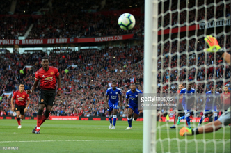 Manchester United 2-1 Leicester City: Pogba, Shaw on scoresheet as Red Devils start season with three points
