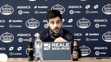 """Carles Gil: """"Nos jugamos la vida y vamos allí a ganar"""""""