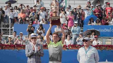 ATP Quito: Roberto Carballes Baena takes home first title over countryman Albert Ramos Viñolas