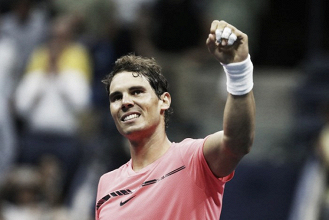 US Open: Rafael Nadal powers past Andrey Rublev to move into semifinals