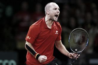 Davis Cup, Darcis completa la rimonta contro l'Australia