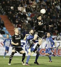 Una Deportiva sin pegada no pasa del empate ante el Lealtad y agrava su mal momento