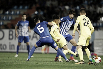 La Ponferradina sorprende al Villarreal y prolonga su idilio copero