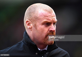 Sean Dyche hails 'very good performance' despite Stoke defeat