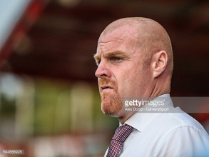 Sean Dyche insists Burnley must take the challenge on as they look to banish poor away record