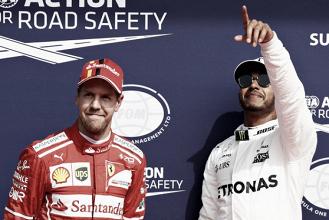 """Hamilton, sobre Vettel: """"Es uno de los mejores pilotos que he visto"""""""