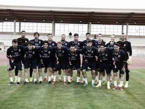 La selección UEFA de Castilla y León prepara la fase final de la Copa de Regiones