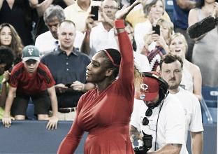 Serena Williams atropela Gavrilova na estreia de Cincinnati