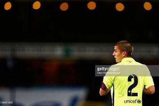Stoke City keen to attract Barcelona B captain Sergi Palencia