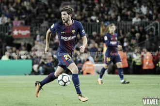 Barcellona - Ufficiale il rinnovo di Sergi Roberto