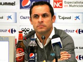 """Sergi Barjuan: """"Los únicos que podemos sacar esto somos nosotros"""""""