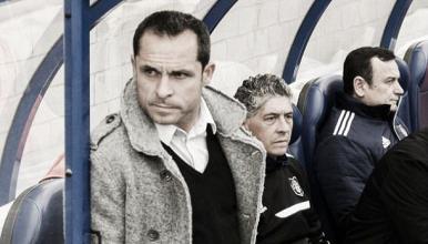 """Sergi Barjuan: """"Hay que ir partido a partido y a ver dónde nos colocamos"""""""