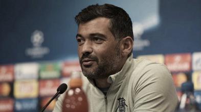 """Sergio Conceição: """"Estos tres puntos son muy importantes para nuestro objetivo"""""""