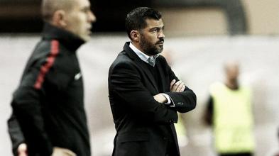 """Sergio Conceição: """"Es importante tener a toda la gente motivada y preparada"""""""