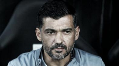 """Sérgio Conceição: """"Nos ha faltado consistencia defensiva"""""""