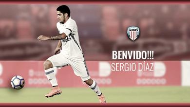 El delantero deseado, Sergio Díaz