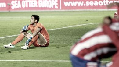 """Sergio Herrera: """"No merecemos quedarnos fuera del playoff"""""""