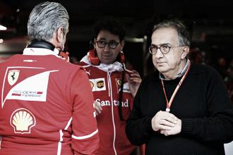 """Sergio Marchionne: """"El SF71H puede ser ganador al 51%"""""""