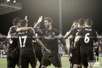 """Sergio Ramos: """"Es el premio a un gran equipo que se merecía lograr una Liga"""""""