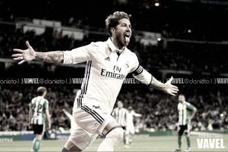 Sergio Ramos, 250 victorias en Liga con el Real Madrid