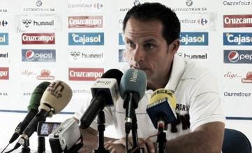 """Sergi Barjuan: """"El premio puede ser muy bonito"""""""